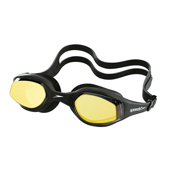 59bf7d9a08c76 Oculos De Natacao Speedo Tempest Mirror - Preto - Compre Agora ...