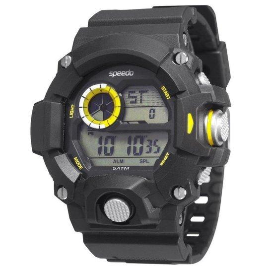 b53f397486f Relogio Speedo - 81091G0Egnp2 - Preto - Compre Agora