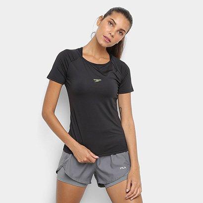 Camiseta Speedo Space Feminina