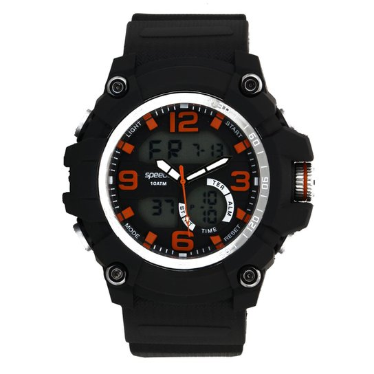 9ce30bdae36 Relógio Masculino Speedo 81129G0evnp3 - Compre Agora
