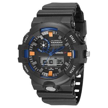 7cd2fe63a6c Relógio Masculino Speedo Analógico Digital - 81181G0EVNP1