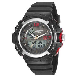 7a18549bcef Relógio Digital Speedo 11007G0EVNP1 Masculino