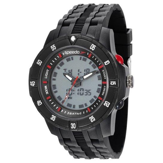 060f53aa3e701a Relógio Digital Speedo 81127G0EVNP5 Masculino - Preto | Netshoes