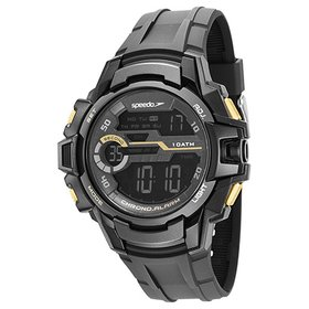 2035254886c LANÇAMENTO. Relógio Digital Speedo 65090G0EVNP3 Masculino
