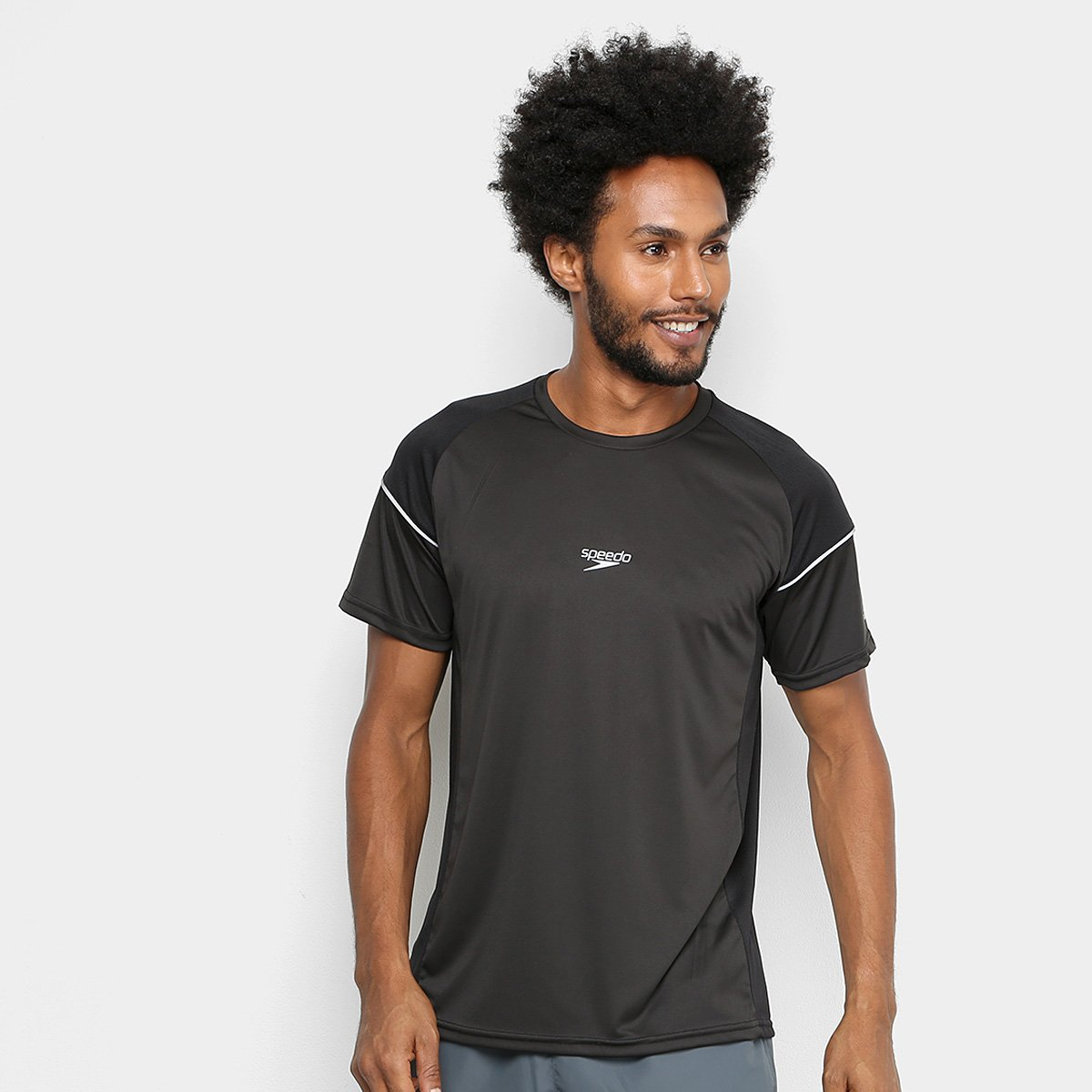 Camiseta Speedo Traction Masculina