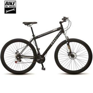 6ce840fe3aa7b Bicicleta Colli Ultimate MTB Aro 29 21 Marchas Freios a Disco