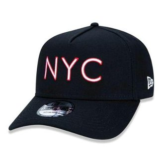 82d68e1459273 Boné New Era 940 A-Frame Veranito NYC