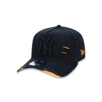64157c995b Boné 940 New York Yankees MLB Aba Curva New Era
