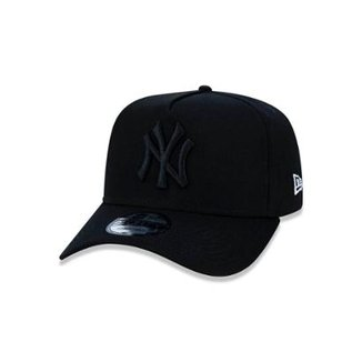 Boné 940 New York Yankees MLB Aba Curva Snapback New Era 47ff1b5a4e3