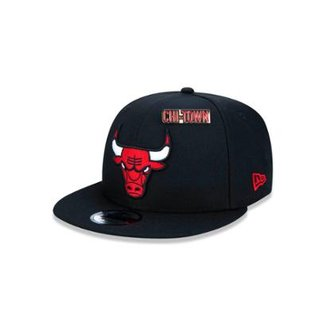 Boné 950 Chicago Bulls NBA Aba Reta New Era 796397d2f1f