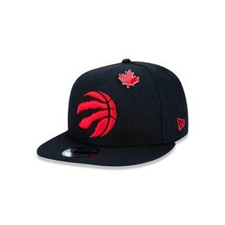 Boné 950 Toronto Raptors NBA Aba Reta New Era 6602968ca0a