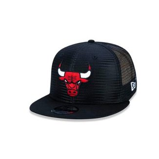 Boné 950 Chicago Bulls NBA Aba Reta New Era