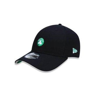 Boné 920 Boston Celtics NBA Aba Curva Strapback New Era abb00b40e30