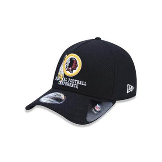 d0b6a4255735e Boné 940 Washington Redskins NFL Aba Curva Snapback New Era