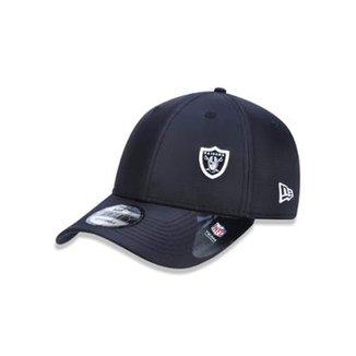 Boné 940 Oakland Raiders NFL Aba Curva Snapback New Era 110681eae42