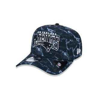 32bc5e45fc1de Boné 940 New England Patriots NFL Aba Curva New Era