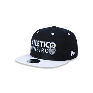 Boné 950 Original Fit Atlético Mineiro Futebol Aba Reta Snapback New Era f1c642a24cc