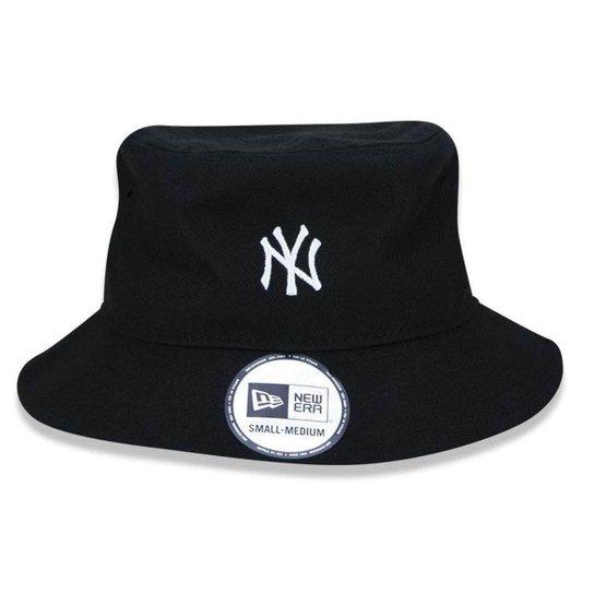 Chapéu Bucket New York Yankees MLB NY P M - New Era - Compre Agora ... ea76e42aaebd7