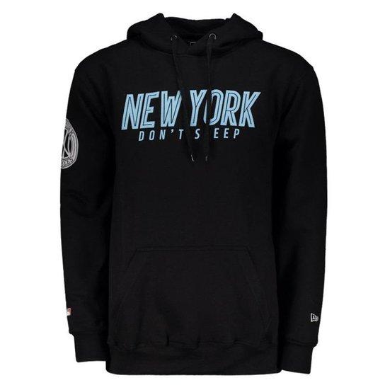4fb7a1c264e Moletom New Era MLB New York Yankees Masculino - Compre Agora