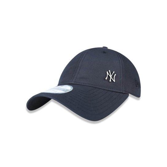 0470a5ceb Boné 940 New York Yankees MLB Aba Curva New Era - Compre Agora ...