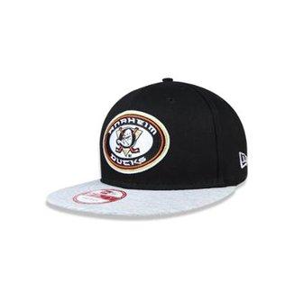 Boné 950 Original Fit Anaheim Ducks Nhl Aba Reta Snapback New Era 5f604885dd3d5