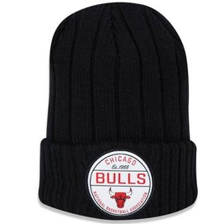 Gorro Touca Chicago Bulls Beveled Hit New Era ba85f378bfa