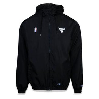 eed64c623 Jaqueta Windbreak Chicago Bulls NBA New Era Masculina