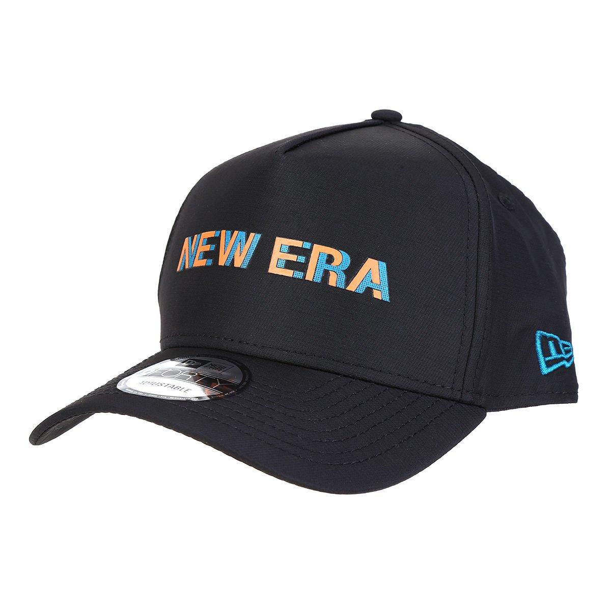 Boné New Era 940 Funny Line Aba Curva