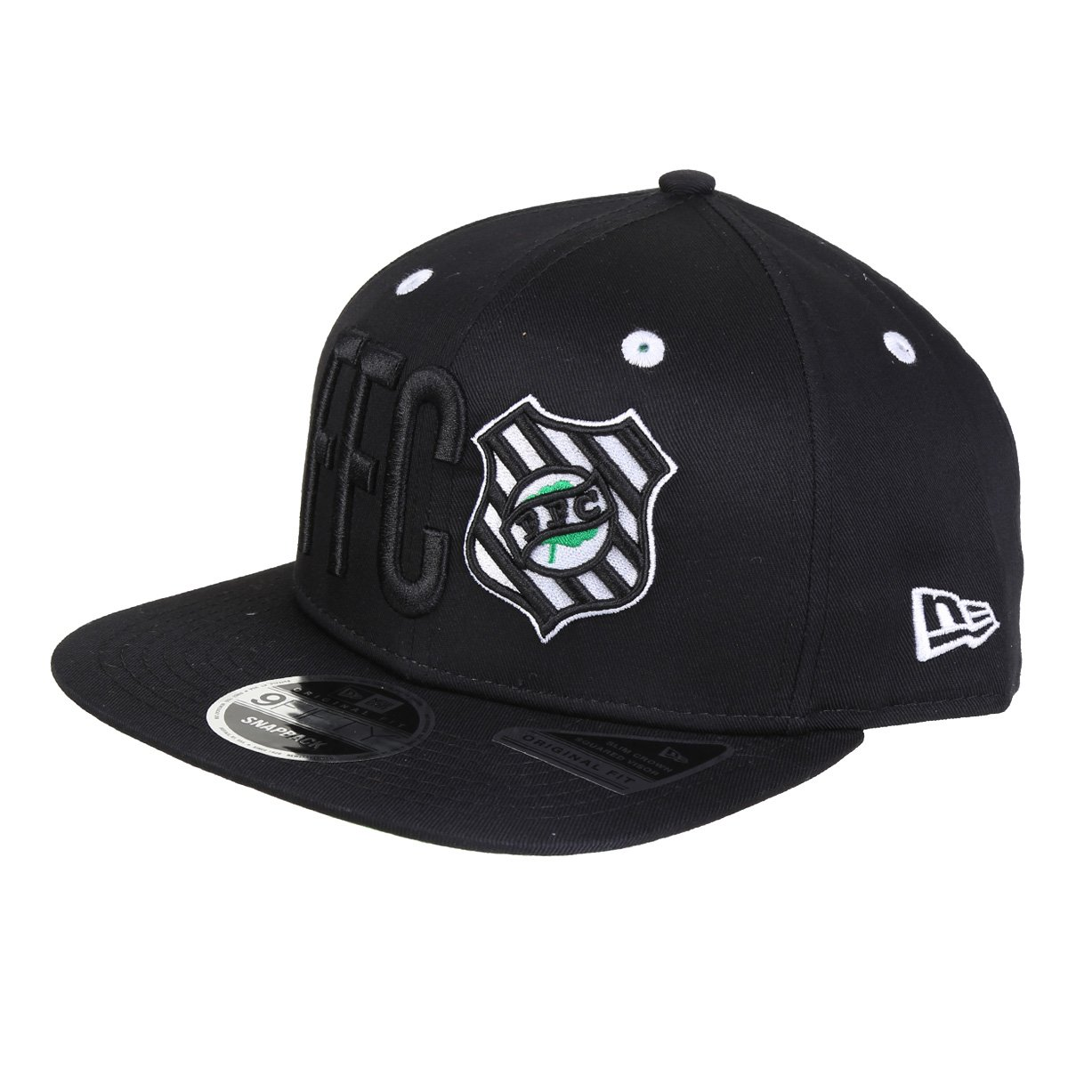 Boné New Era Figueirense Of Big Arte Frontal 9Fifty Aba Reta