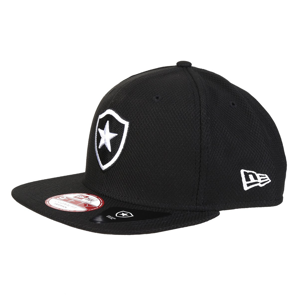 Boné New Era Botafogo Of Sn Dark 9Fifty Aba Reta