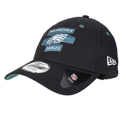 Boné New Era NFL Philadelphia Eagles Aba Curva Masculino
