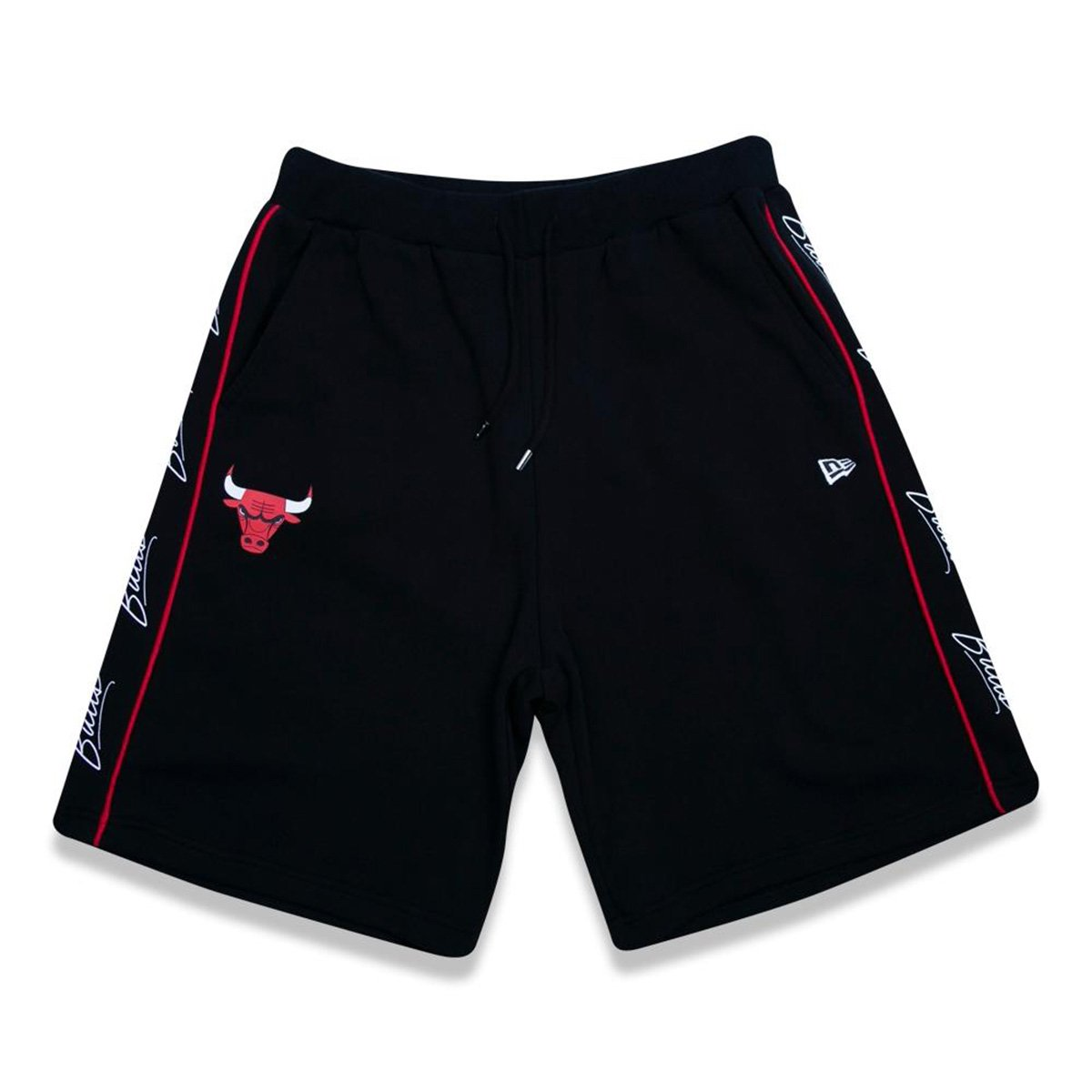 Bermuda NBA Chicago Bulls New Era Core Side Cut Masculina
