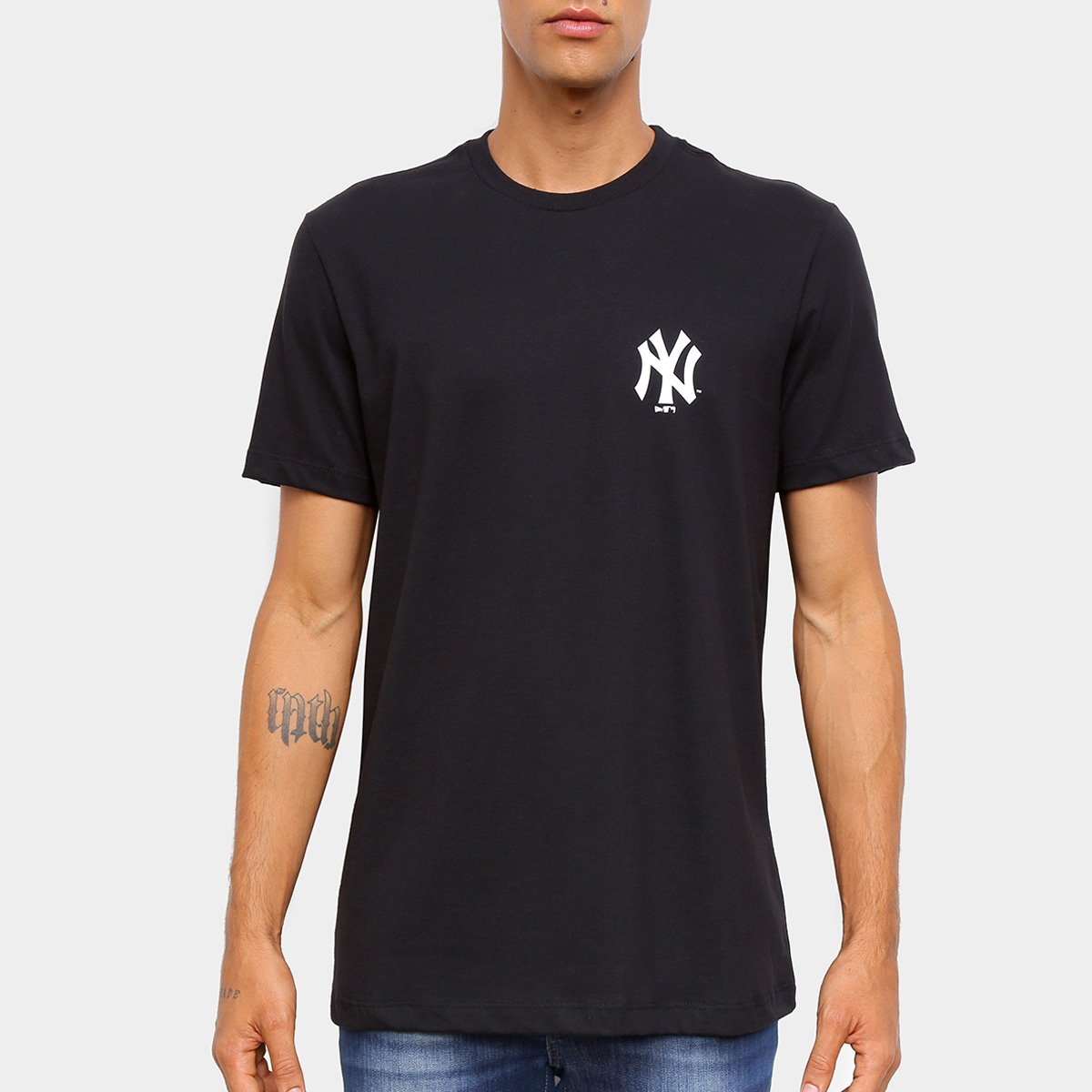 Camiseta MLB New York Yankees New Era Neyyan Masculina