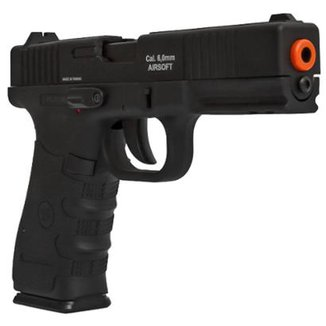 Pistola de Airsoft a Gás GBB CO2 W119 Slide