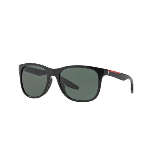 ba9bcdabb Óculos de Sol Prada Linea Rossa PS 03OS Sunglass Hut   Netshoes