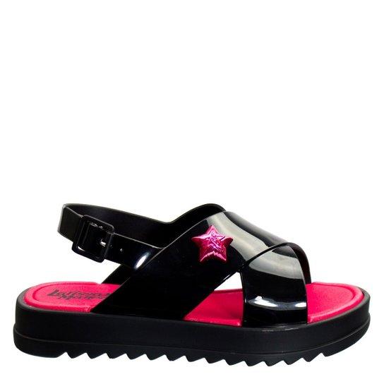 Sandália Flat Infantil Grendene Larissa Manoela 21631 - Compre Agora ... 738ccc8602