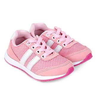 7f1ad3afba Tênis Infantil Via Vip Jogging Feminino