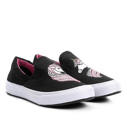 Slip on Infantil Via Vip Unicórnio