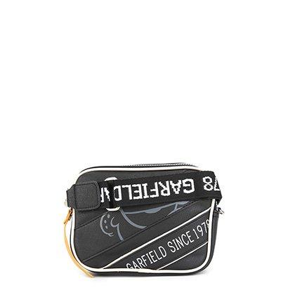 Bolsa Semax Mini Bag Transversal Garfield Feminina