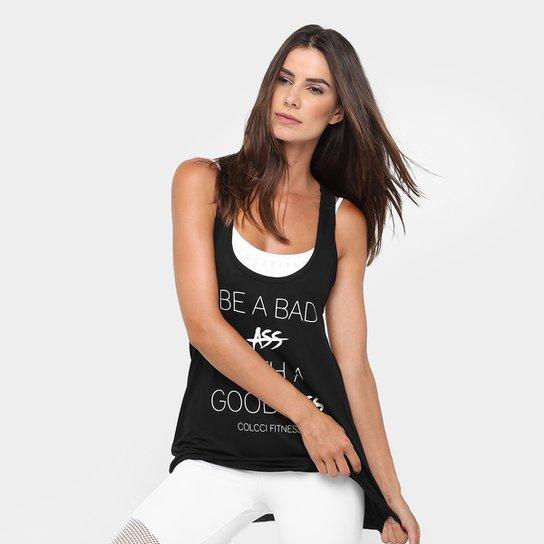064e5e742 Regata Colcci Fitness Estampada Feminina | Netshoes