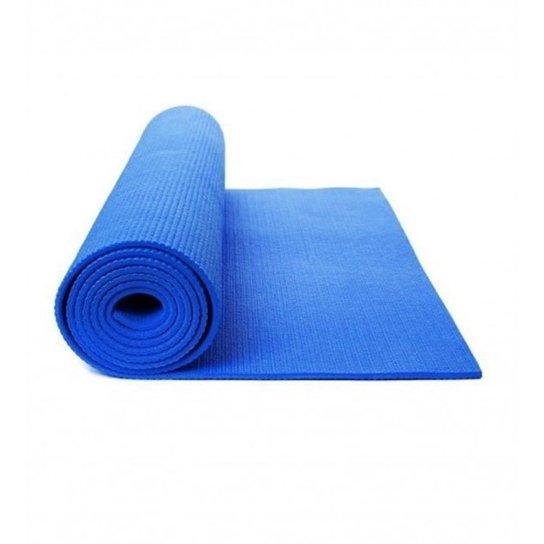 10fb643e9 Tapete De Yoga Eva Ls3232b Azul - Liveup - Preto