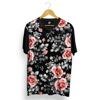 675e6874033 Camiseta BSC Black Autumn Full Print