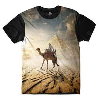 a90b52713ac Camiseta BSC Egito Sublimada Masculina