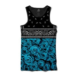 Camiseta BSC Regata Blue Rose Bandana Full Print 6f97f04774880