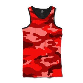 Compre Camiseta Regata Red Nose Online  49bc7ebe2bc95