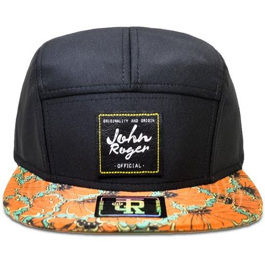 Boné John Roger Snapback - Compre Agora  fde4c65a79f