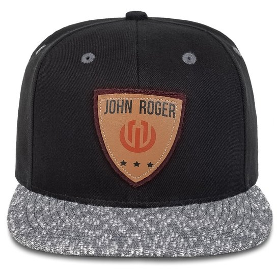a283d44e5a407 Boné John Roger Snapback - Compre Agora
