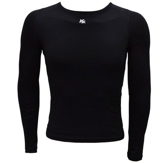 Camisa Kanxa Segunda Pele ML - Compre Agora  86c8d1bdd3d9b