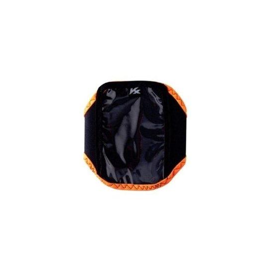 d1e3a9b7cdd56 Porta Celular Touch Color Kanxa Grande - Laranja+Preto