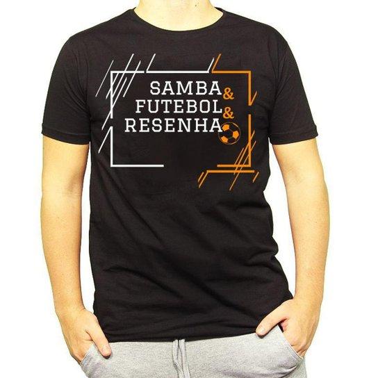 Camiseta Samba 631d8fac0dc12